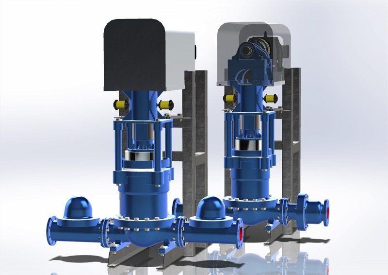 mallard ram pumps